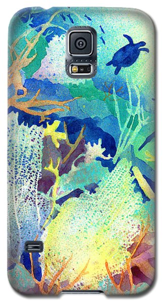 Coral Reef Dreams 2 Galaxy S5 Case