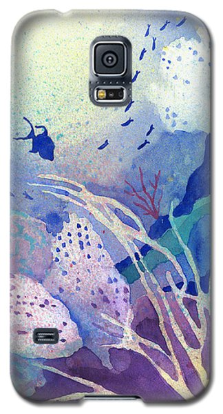 Coral Reef Dreams 4 Galaxy S5 Case