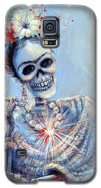 Corazon De Frida Galaxy S5 Case