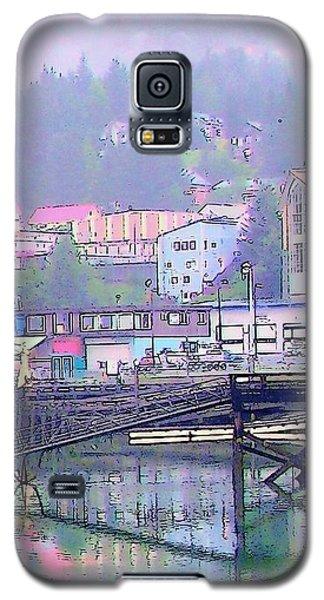 Cordova Harbor Galaxy S5 Case