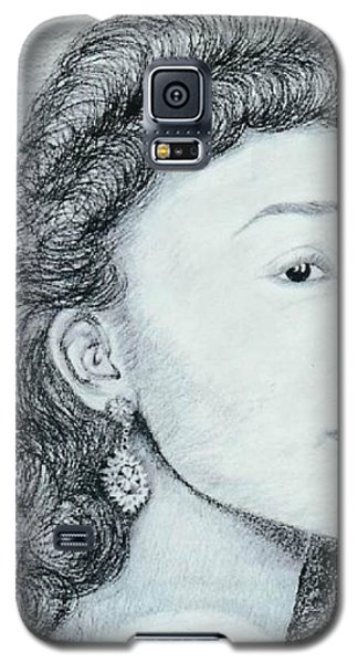 Coretta Scott King Galaxy S5 Case
