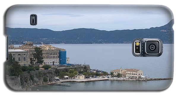 Corfu City 4 Galaxy S5 Case by George Katechis