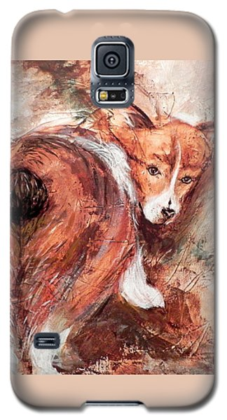 Corgi Butt Galaxy S5 Case