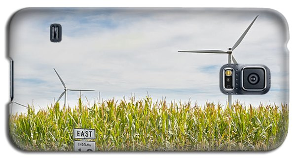 Corn Mill Galaxy S5 Case