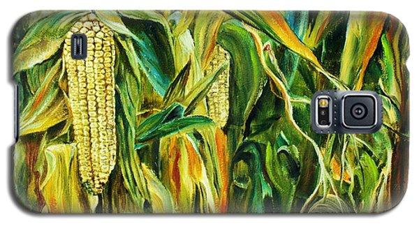 Spirit Of The Corn Galaxy S5 Case by Anna-maria Dickinson