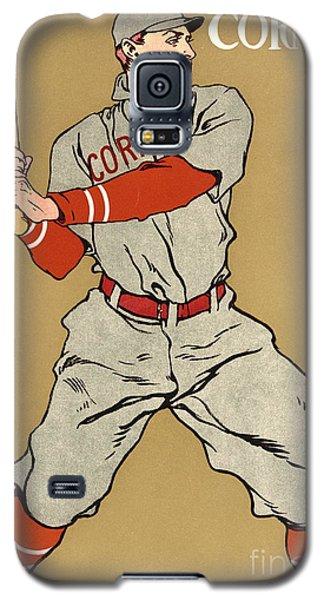 Cornell Baseball 1908 Galaxy S5 Case