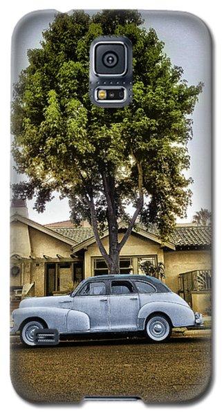 Corner Car Galaxy S5 Case