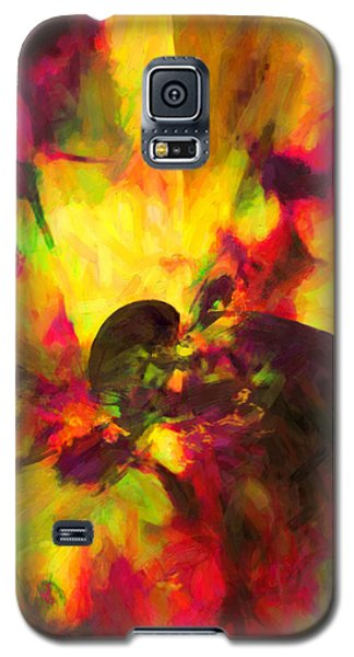 Galaxy S5 Case featuring the digital art Corner Of Discovery by Joe Misrasi