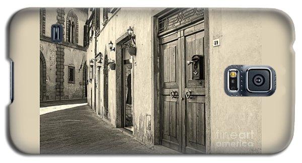 Corner Of Volterra Galaxy S5 Case