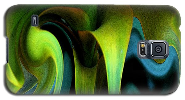 Cornflower Abstract No1 Galaxy S5 Case