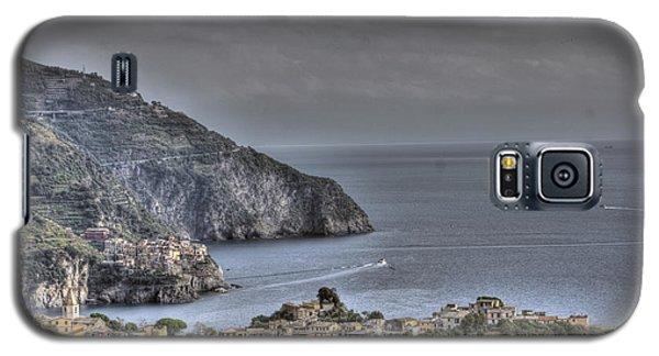 Corniglia And Manarola By The Sea Galaxy S5 Case