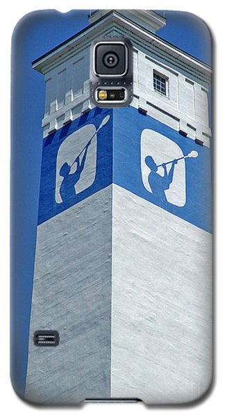 Galaxy S5 Case featuring the photograph Corning Little Joe Tower 1 by Tom Doud