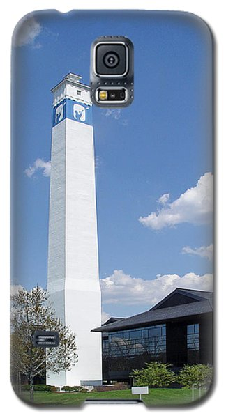 Galaxy S5 Case featuring the photograph Corning Little Joe Tower 3 by Tom Doud