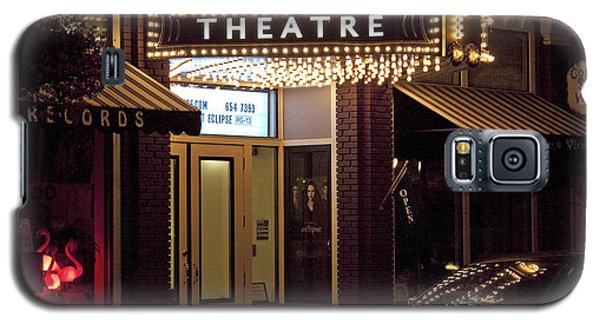 Galaxy S5 Case featuring the photograph Corning Palace Theatre by Tom Doud