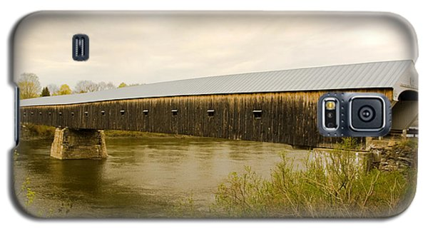 Cornish - Windsor Covered Bridge Galaxy S5 Case