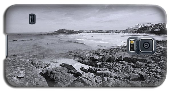Cornwall Coastline 2 Galaxy S5 Case