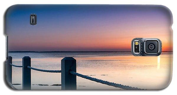 Corolla North Carolina Sunset Galaxy S5 Case