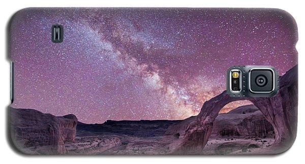Corona Arch Milky Way Galaxy S5 Case