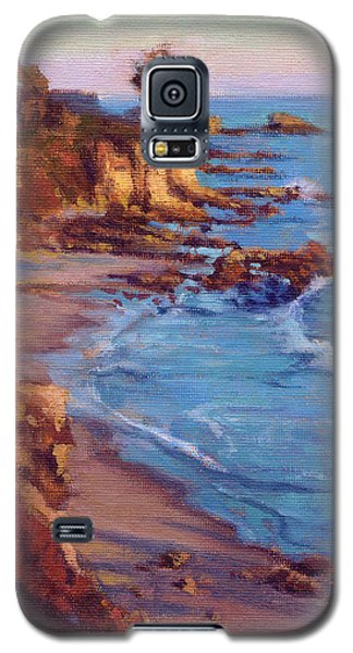 Corona Del Mar Newport Beach California Galaxy S5 Case