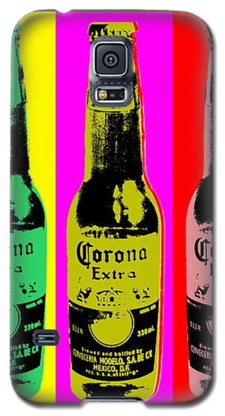 Corona Beer Galaxy S5 Case by Jean luc Comperat