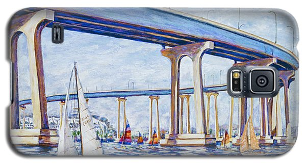Coronado Bay Bridge Galaxy S5 Case