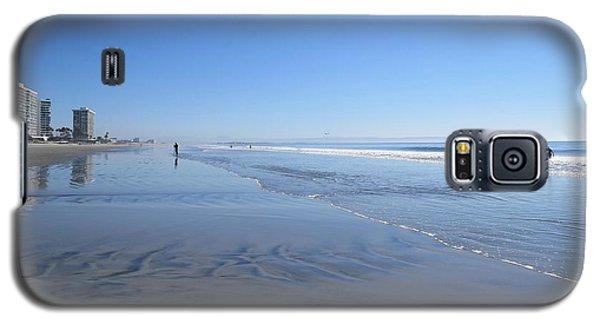 Coronado Beach Galaxy S5 Case