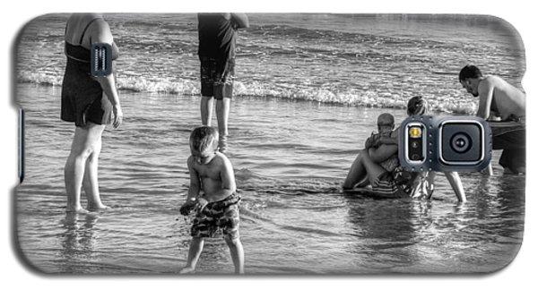 Coronado Beach Tourist Galaxy S5 Case