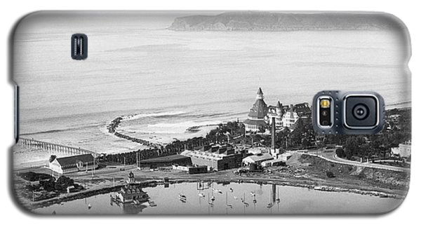 Coronado From Above 1920's Galaxy S5 Case