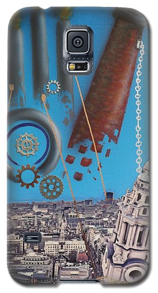 Corporate Greed Galaxy S5 Case