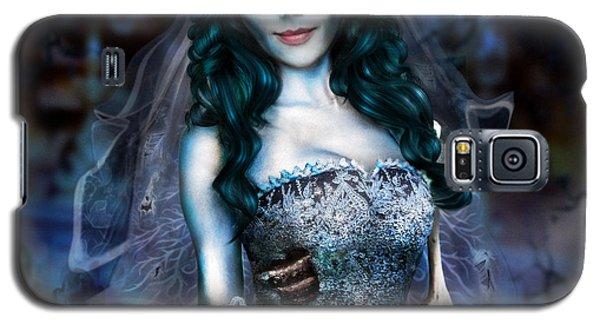 Corpse Bride Galaxy S5 Case by Alessandro Della Pietra