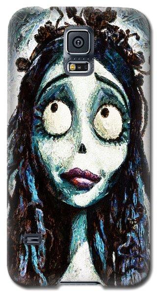 Corpse Bride Galaxy S5 Case by Joe Misrasi