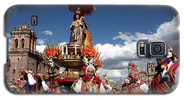 Corpus Cristi In Cusco Galaxy S5 Case