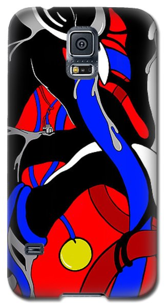 Corrosive Galaxy S5 Case