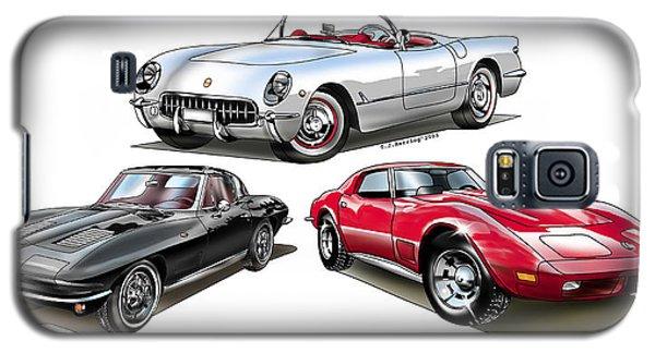 Corvette Generation Galaxy S5 Case