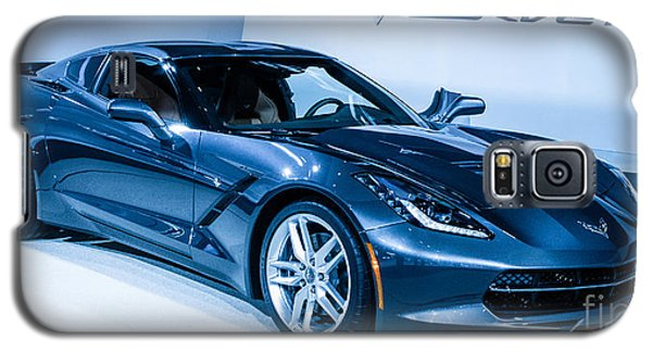 Corvette Stingray Galaxy S5 Case