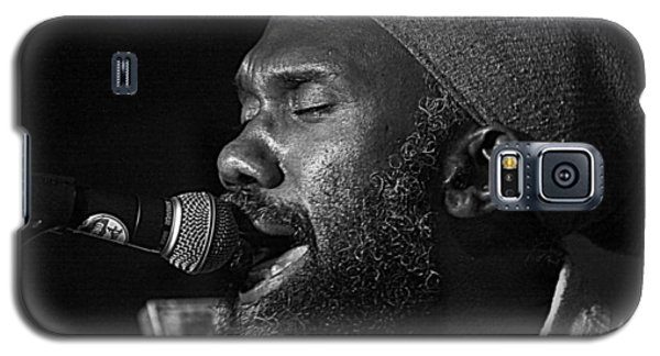 Galaxy S5 Case featuring the photograph Cory Harris by Tammy Schneider