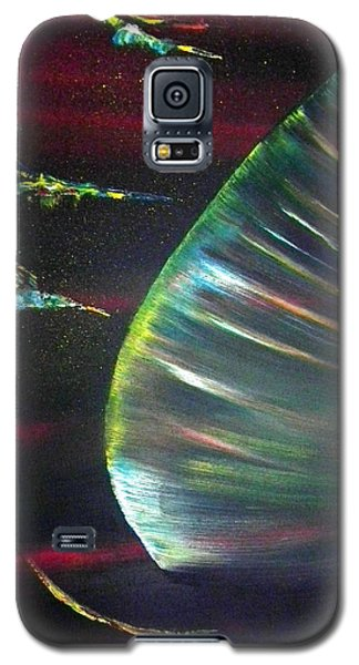 Cosmic Beauty Galaxy S5 Case by David Hatton