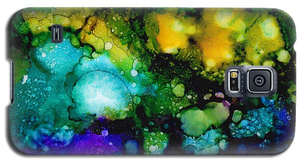 Cosmic Birth Galaxy S5 Case