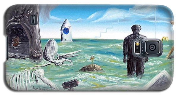 Cosmic Broadcast -last Transmission- Galaxy S5 Case