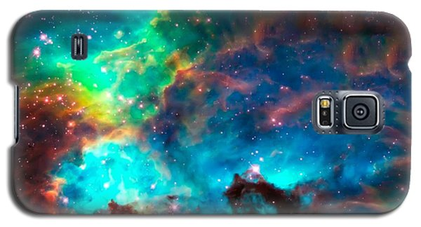 Cosmic Cradle 2 Star Cluster Ngc 2074 Galaxy S5 Case