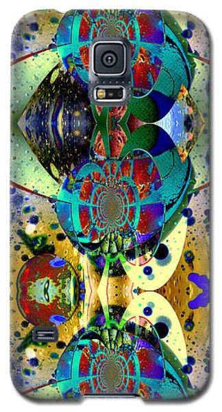 Cosmic Cuckoo Clock Galaxy S5 Case