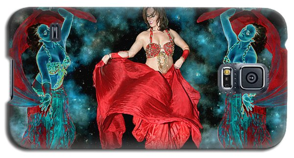 Cosmic Dance Galaxy S5 Case