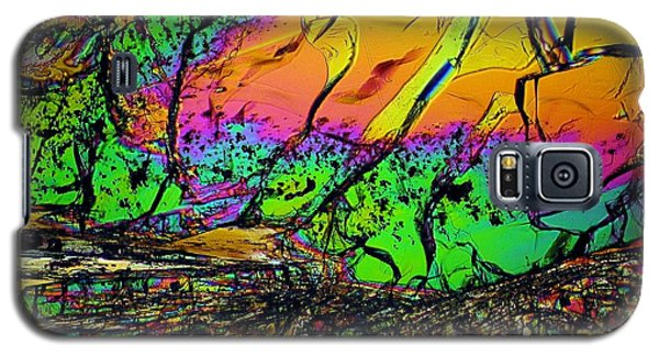 Cosmic Explosion Galaxy S5 Case