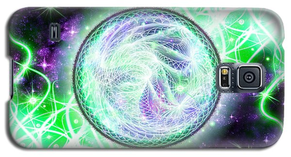 Cosmic Lifestream Galaxy S5 Case