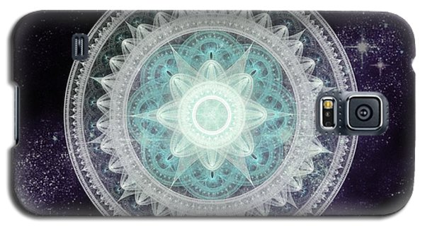 Cosmic Medallions Water Galaxy S5 Case