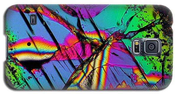 Cosmic Ocean Galaxy S5 Case