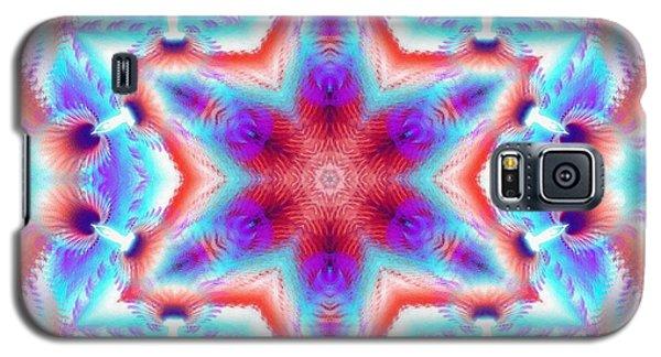 Cosmic Spiral Kaleidoscope 45 Galaxy S5 Case