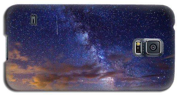 Cosmic Traveler  Galaxy S5 Case