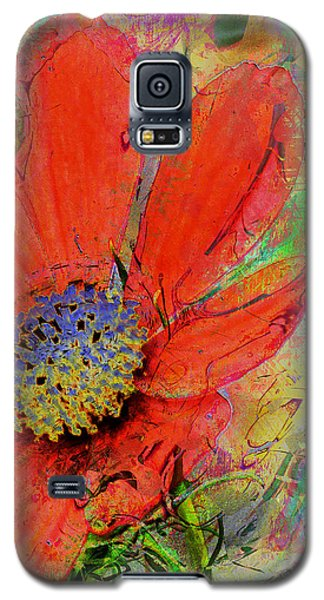 Cosmos Flower No. 1 Galaxy S5 Case