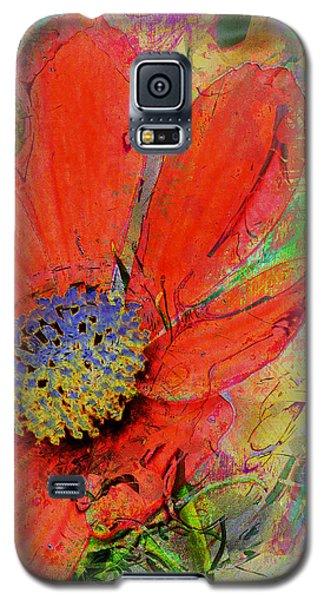 Cosmos Flower No. 1 Galaxy S5 Case